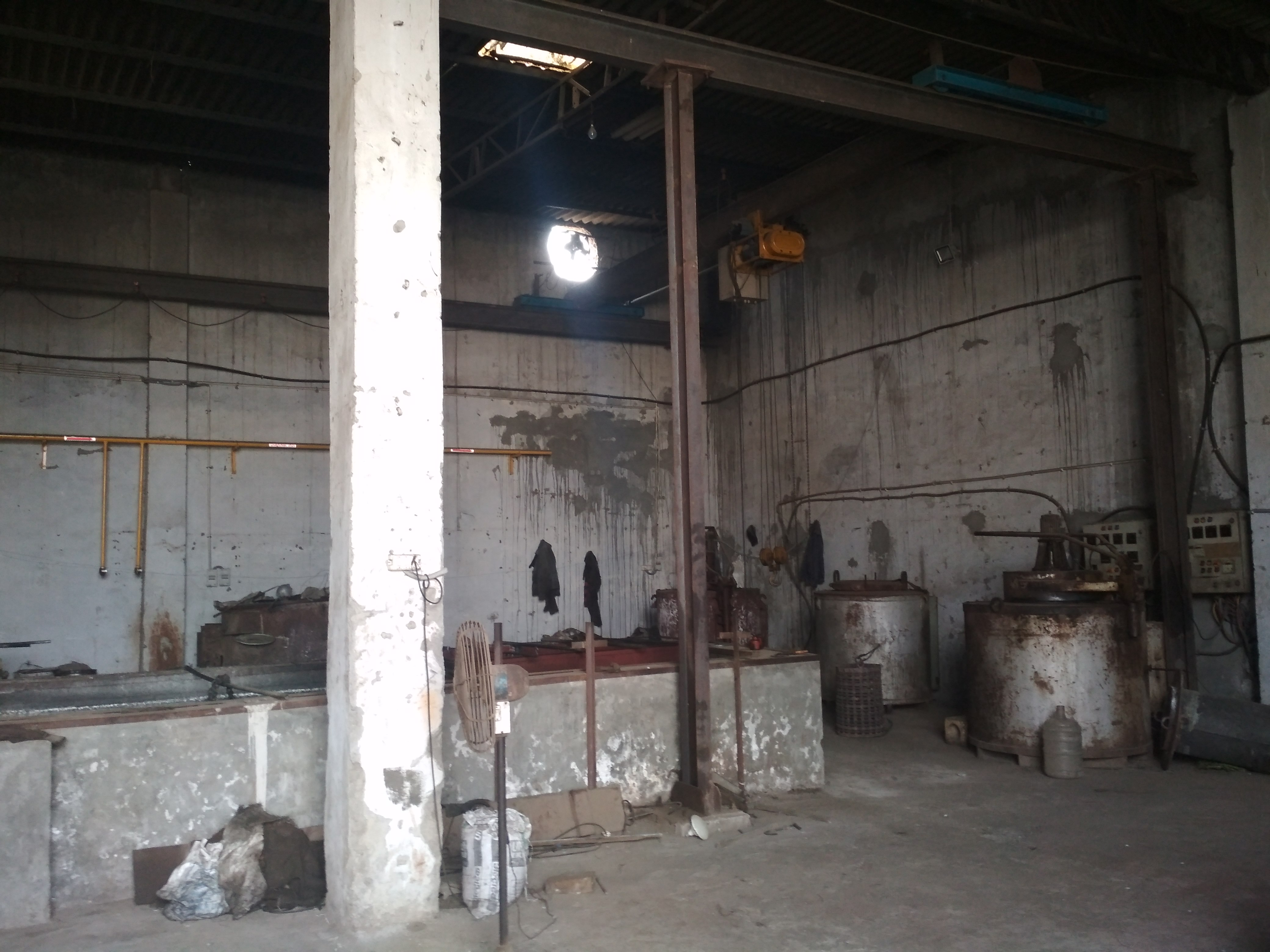 Profitable Heat Treatment Unit for Sale or Partnership in Faridabad