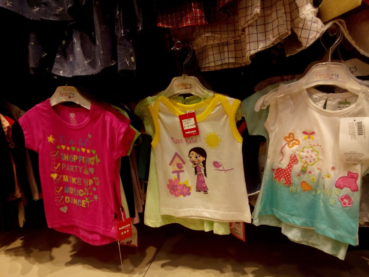 Profitable Well-Renowned Branded Baby Store for Sale in Telangana