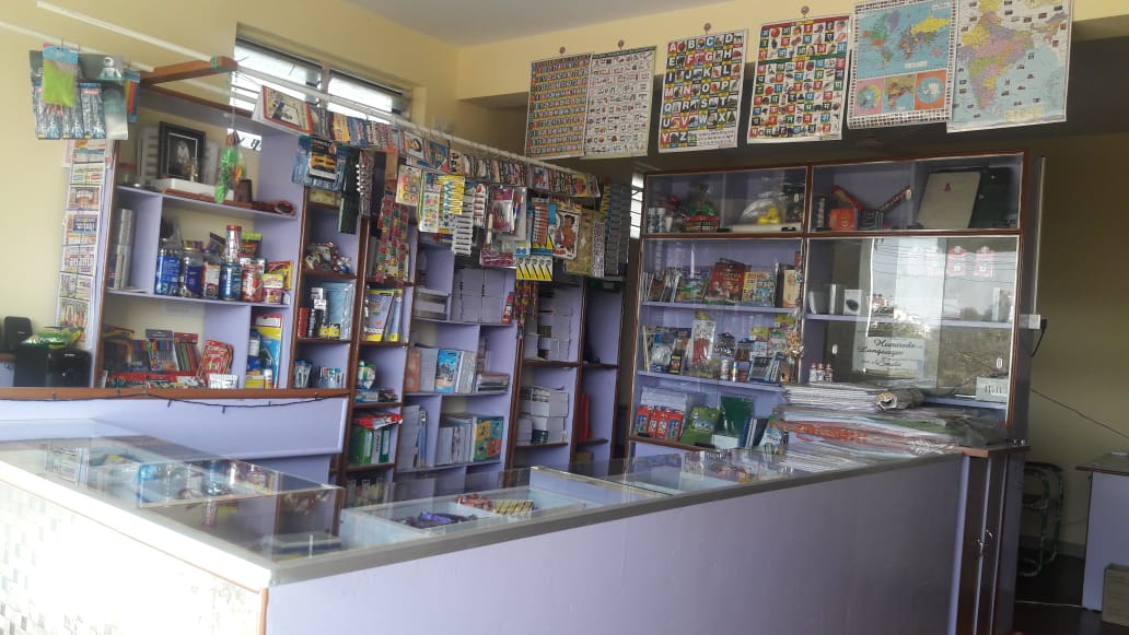 Stationery Cum Cyber Cafe Store for Sale in Bangalore
