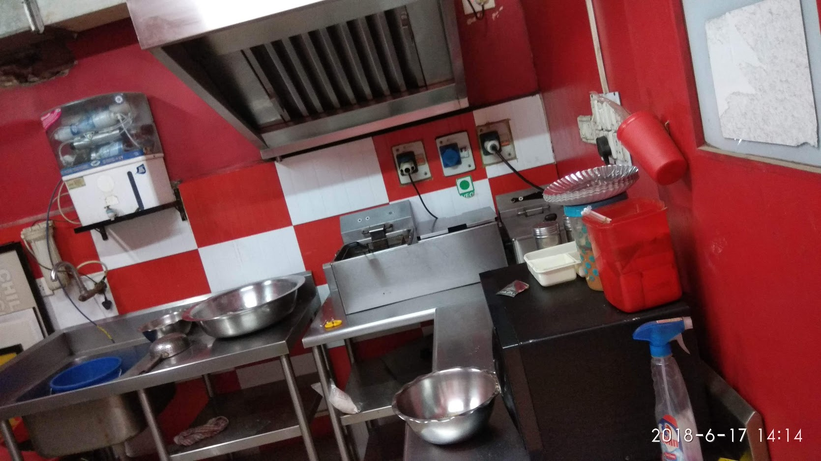 Fried Chicken Franchise Restaurant for Sale in Bangalore