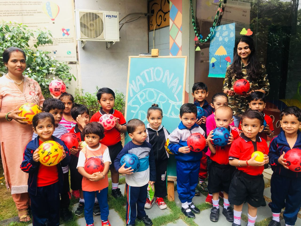 A Profitable Running Pre School in Gurgaon Is Available for Sale