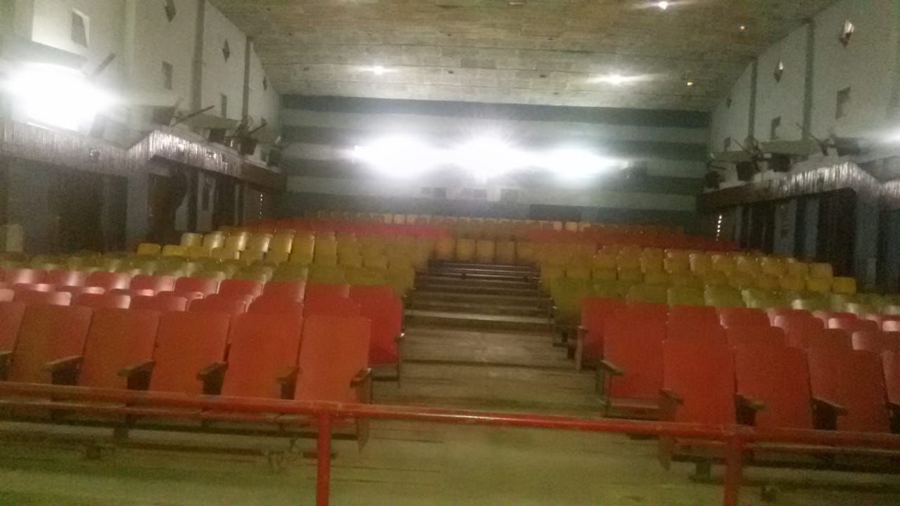 A Cine Theater with Vacant Land for Sale in Vellore