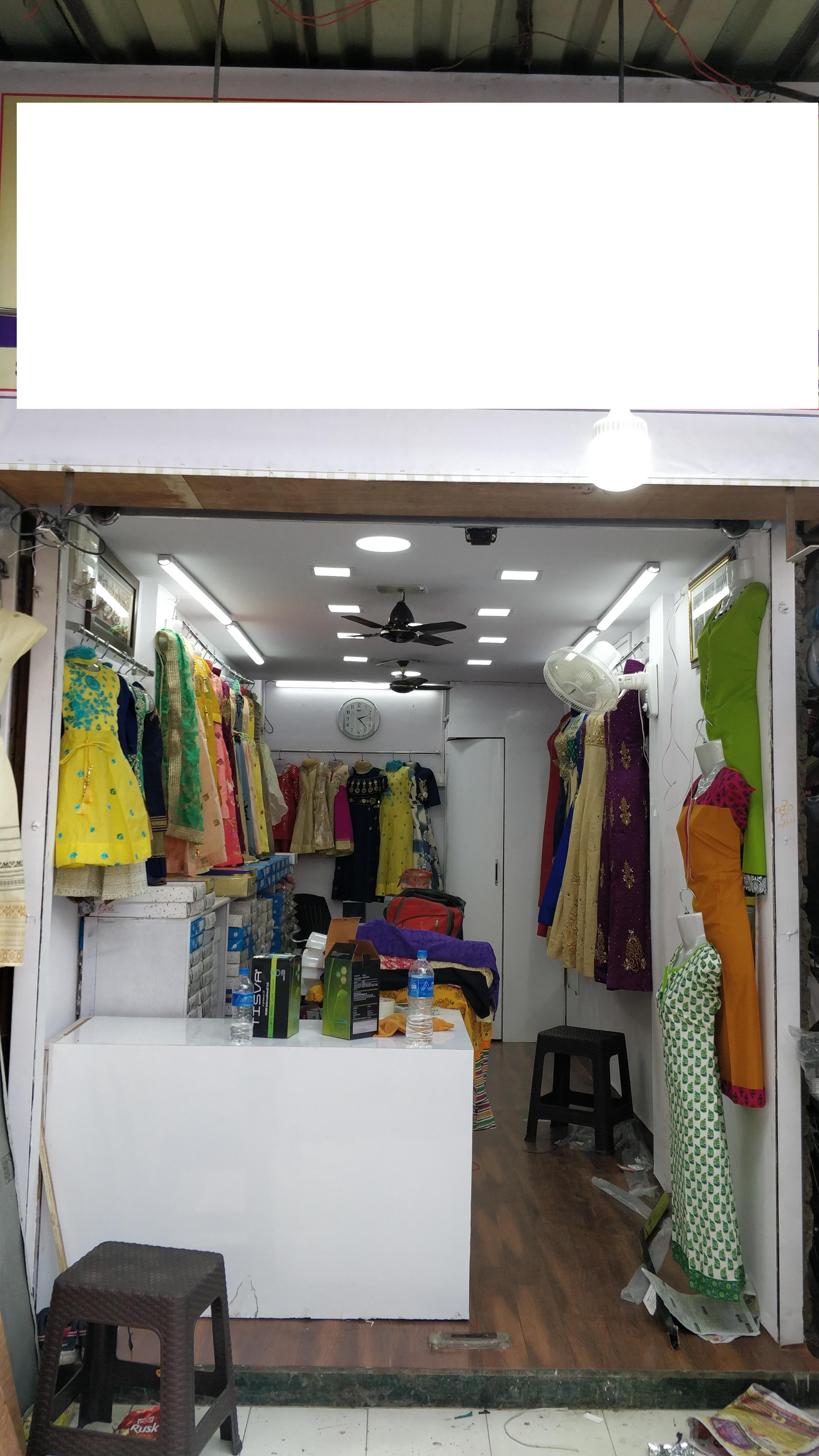 Profitable Ladies and Kids Clothing Store for Sale in Mira Bhayandar