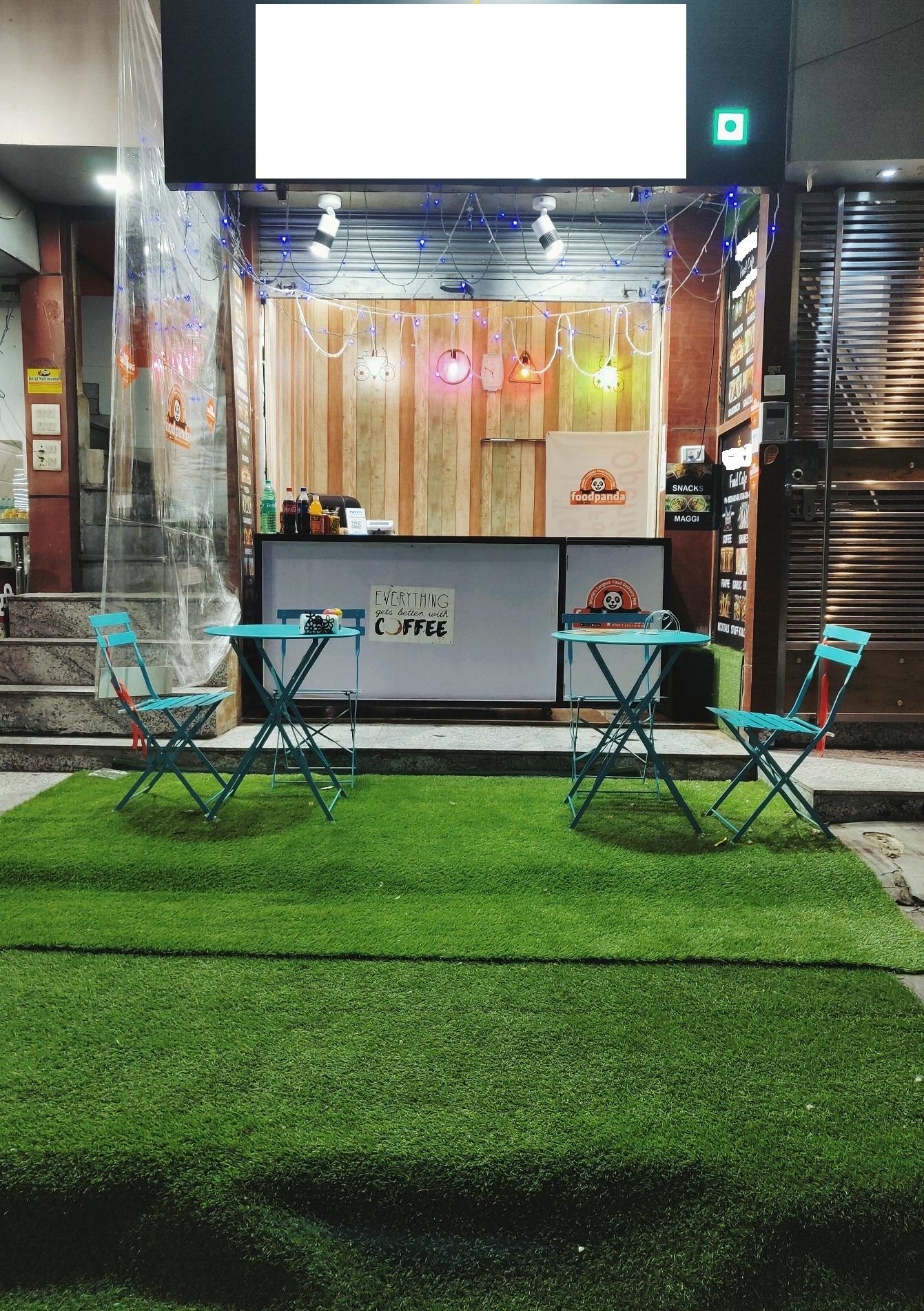 Running Fast Food Cafe for Sale in Prashant Vihar Delhi