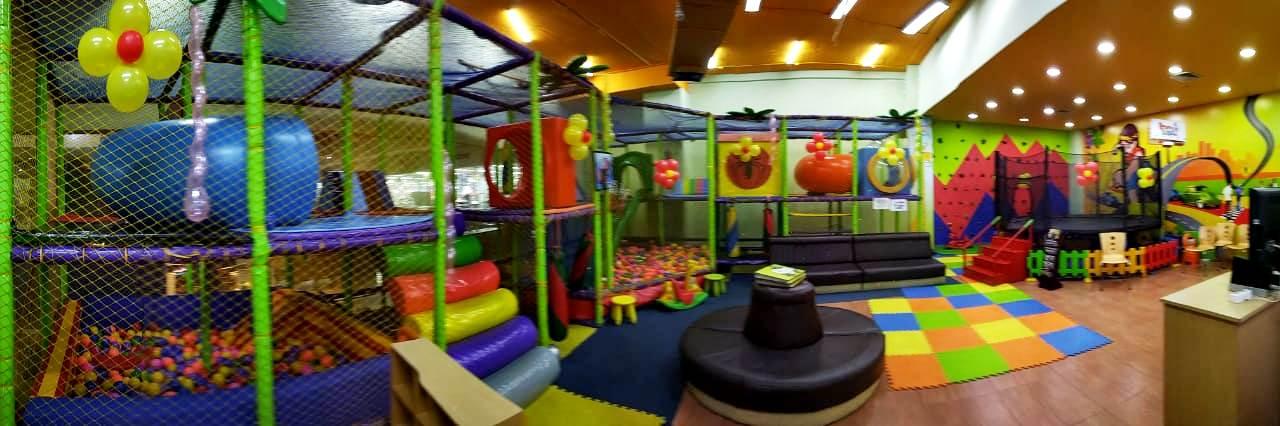 Children Indoor Play & Party Area