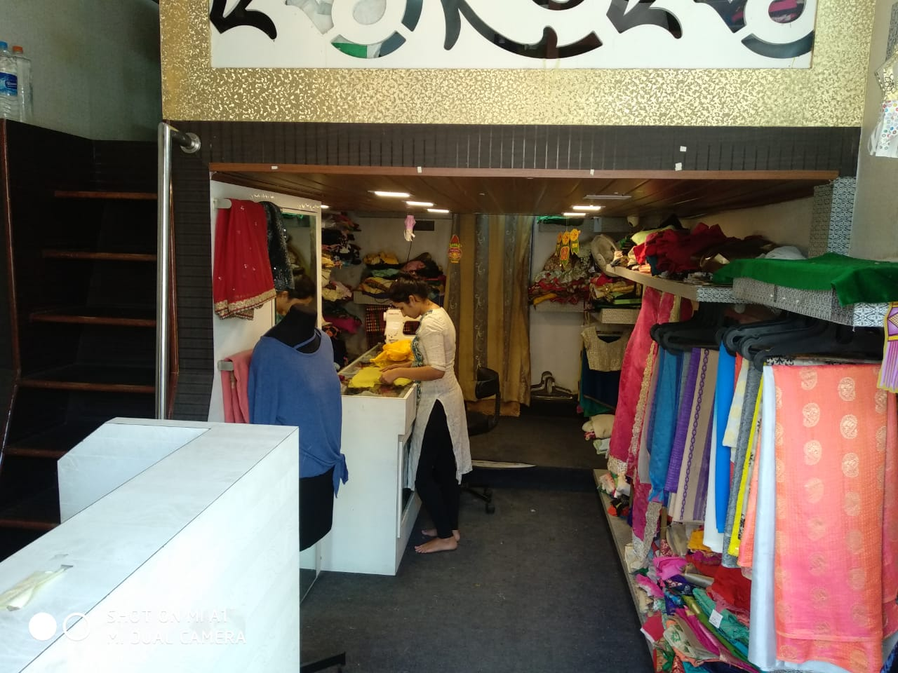 Successfully Running Women's Clothing Designer Boutique for Lease in Navi Mumbai