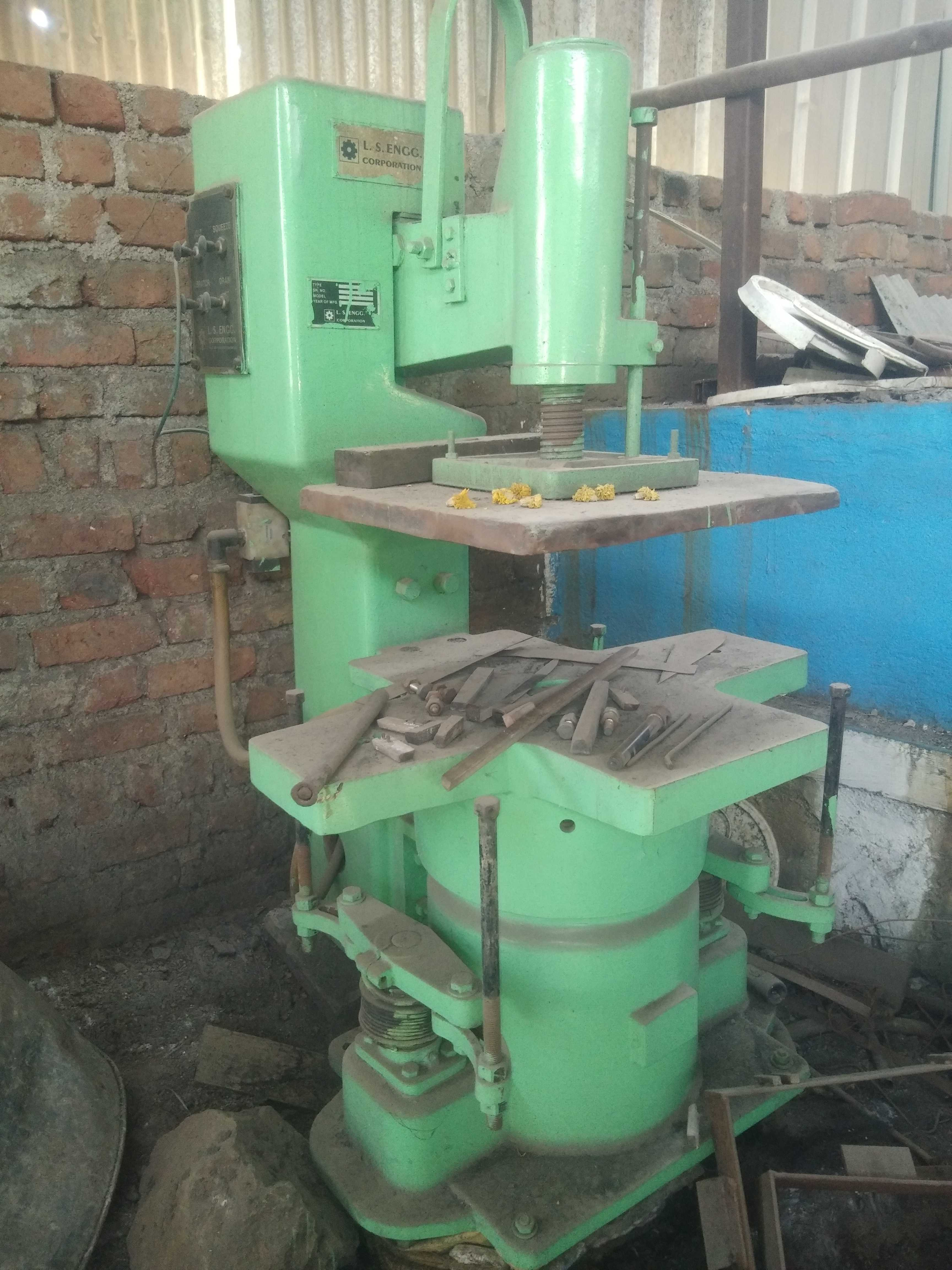 Cast Iron and Ductile Foundry Products Manufacturing Unit for Sale in Sangamner