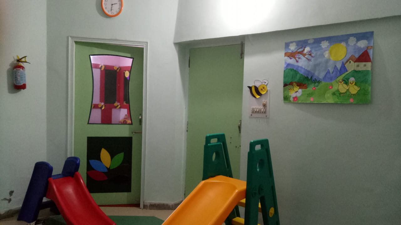 Newly Established Running Play School and Day Care, Franchisee of a Leading Brand in Indirapuram Ghaziabad