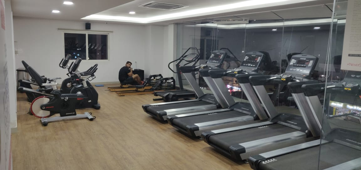 Franchise of a Gym Is for Resale in Hyderabad