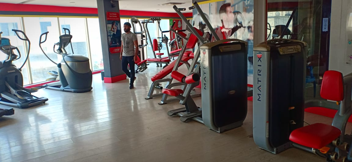 A Reputed Gym and Fitness Center for Sale