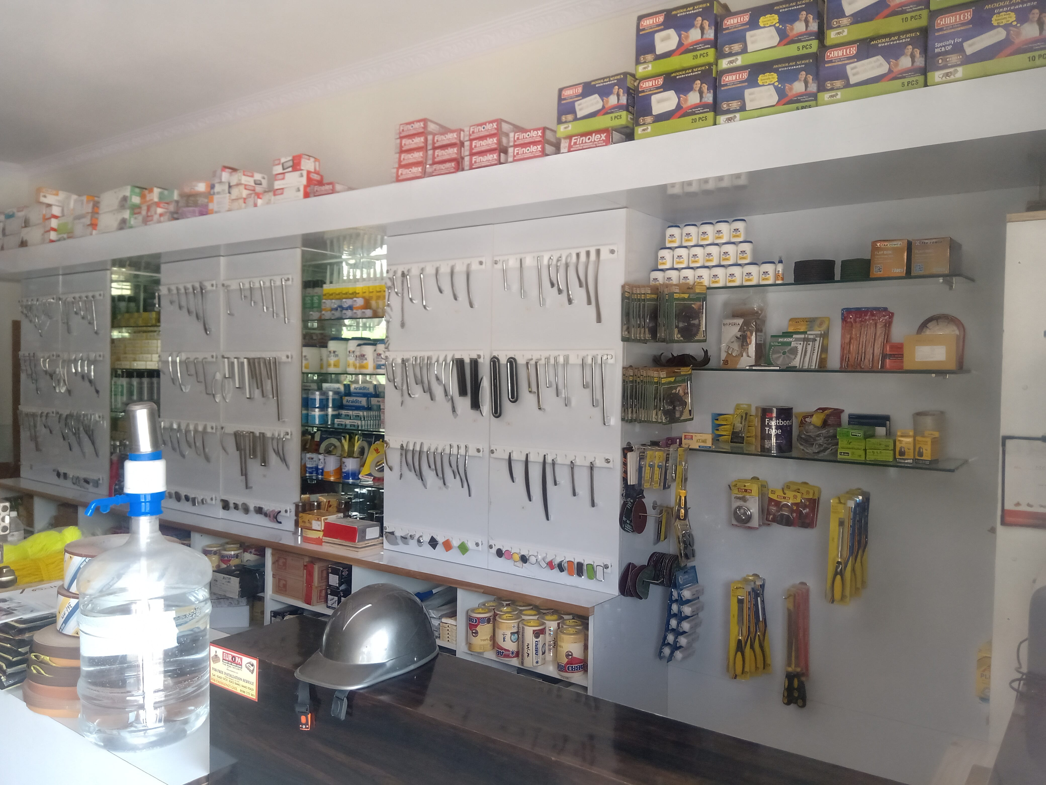 Plywood and Plumbing Hardware Shop for Sale in Bangalore