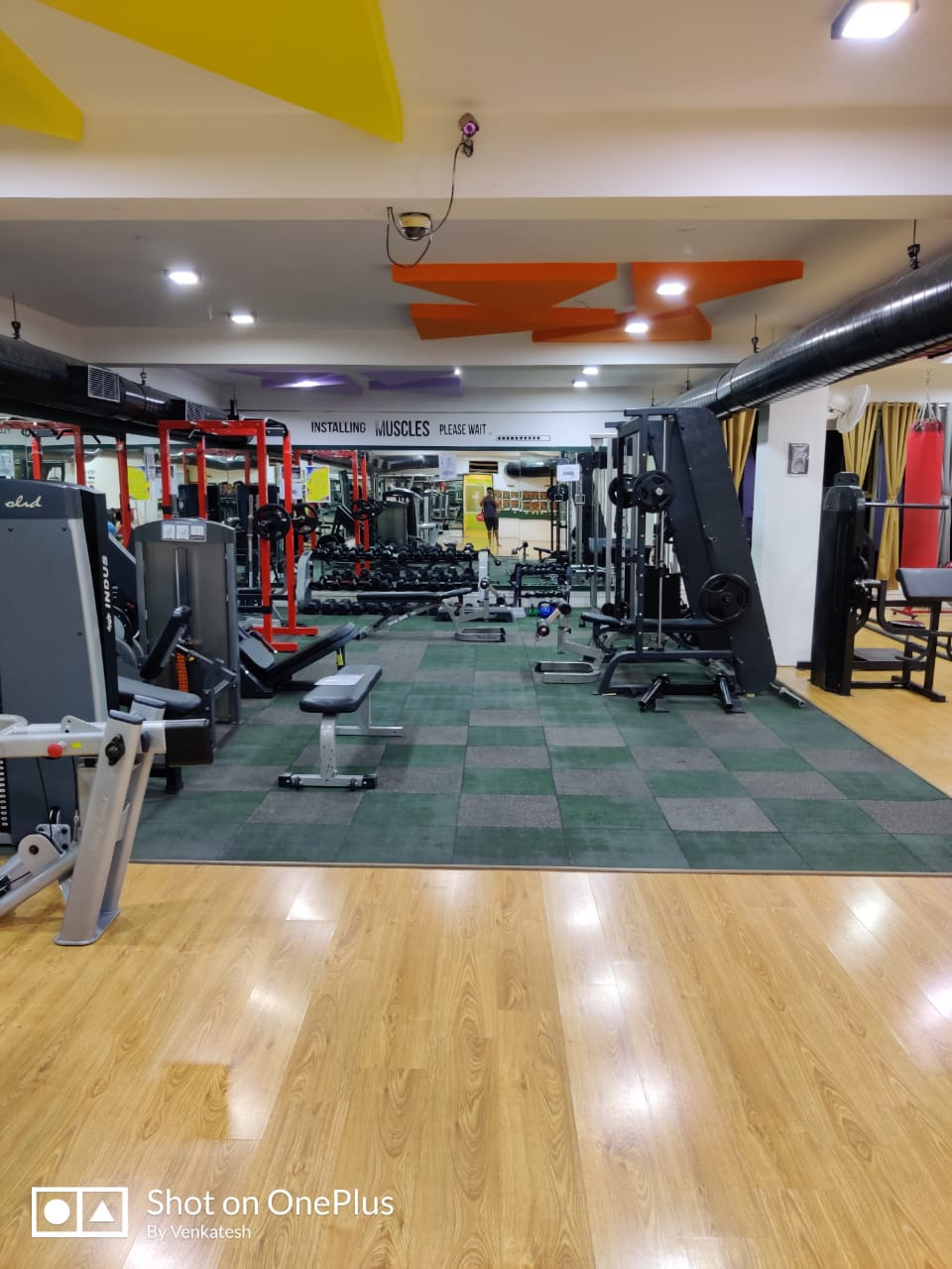 Profitable Fitness Studio and Badminton Court for Partexit or Sale in Chennai