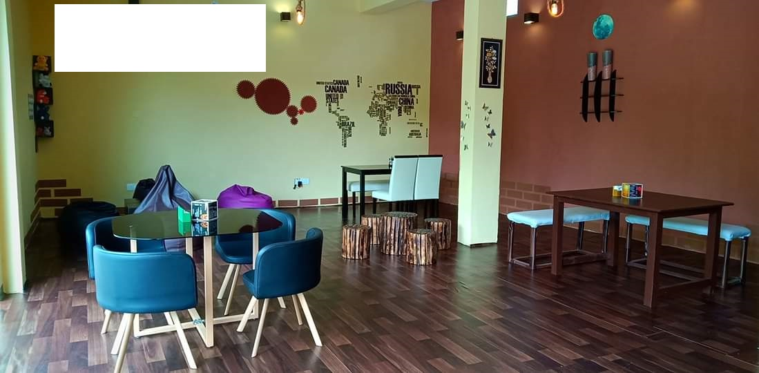 Beautiful Cafe Situated in Foothill Is for Sale in Dehradun