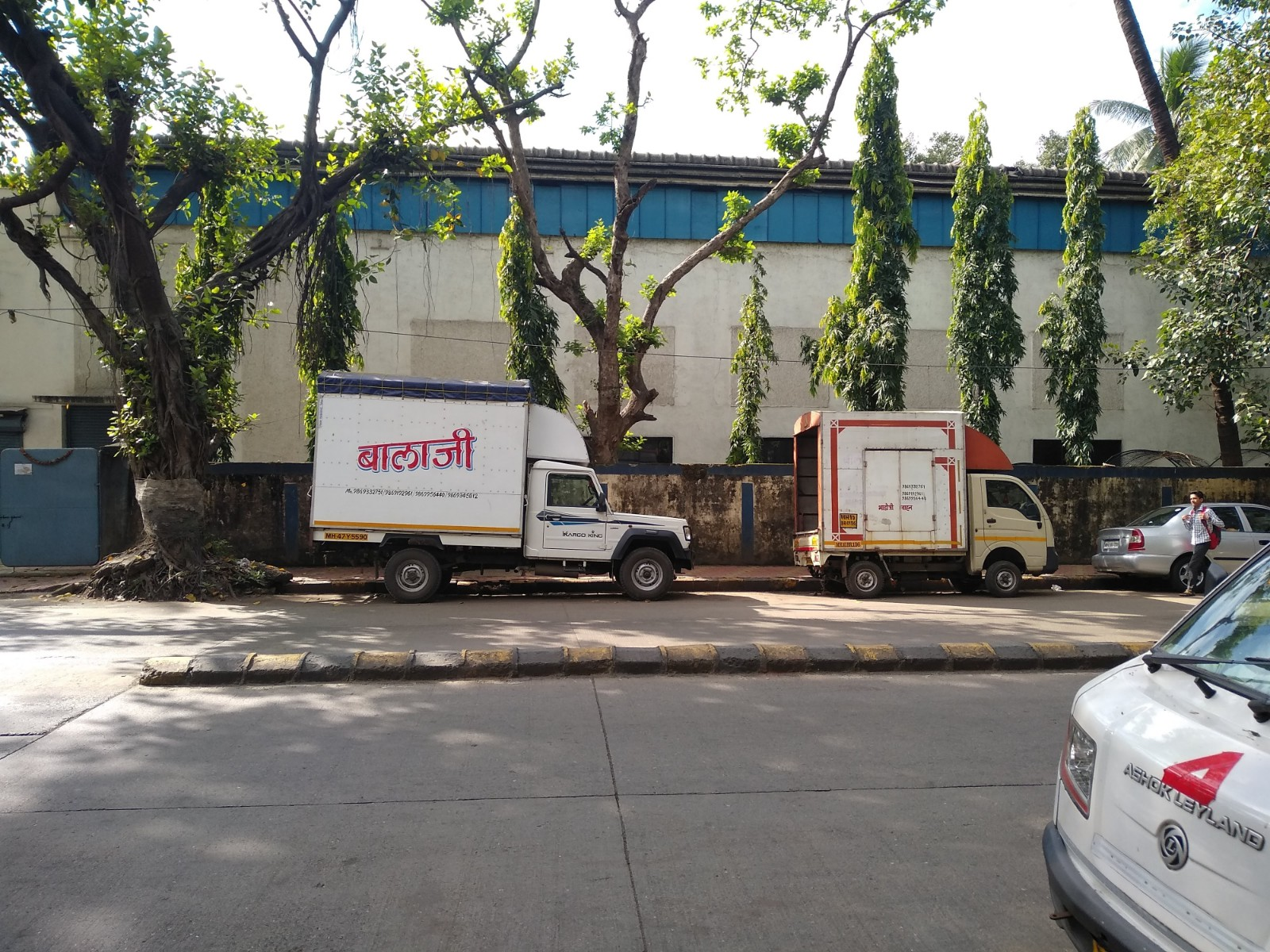 Pre-leased Independent Industrial building and land on sale in Kandivali West Mumbai
