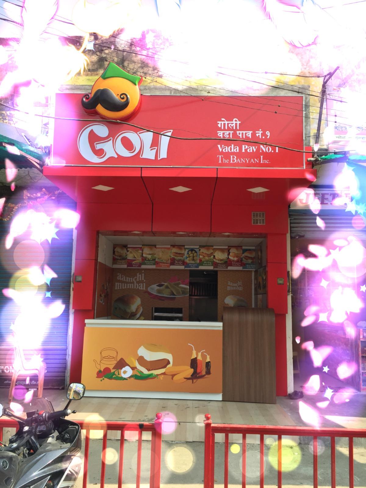 Goli Vadav Pav Franchisee business for sale in Madhya Pradesh
