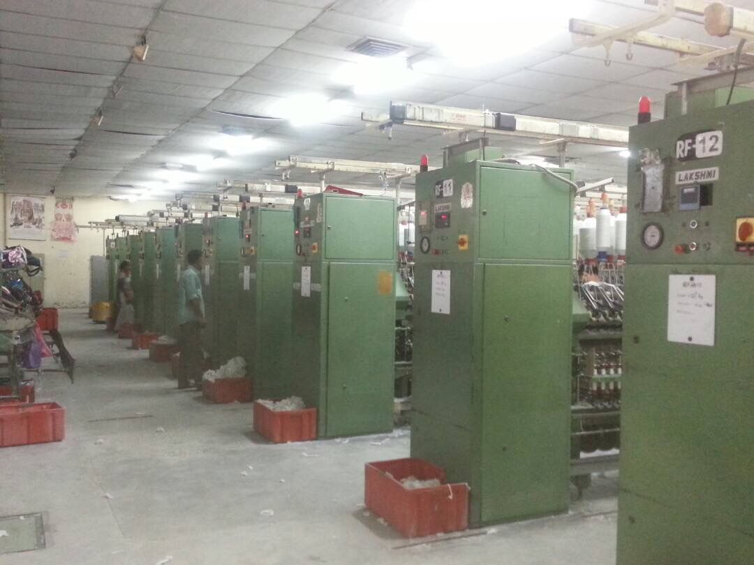 Fully Operational Textile Ring Spinning Mill for Sale in Himachal Pradesh