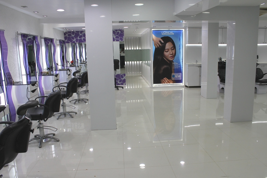 A Leading Hair & Beauty Salon Business for Sale in GOA