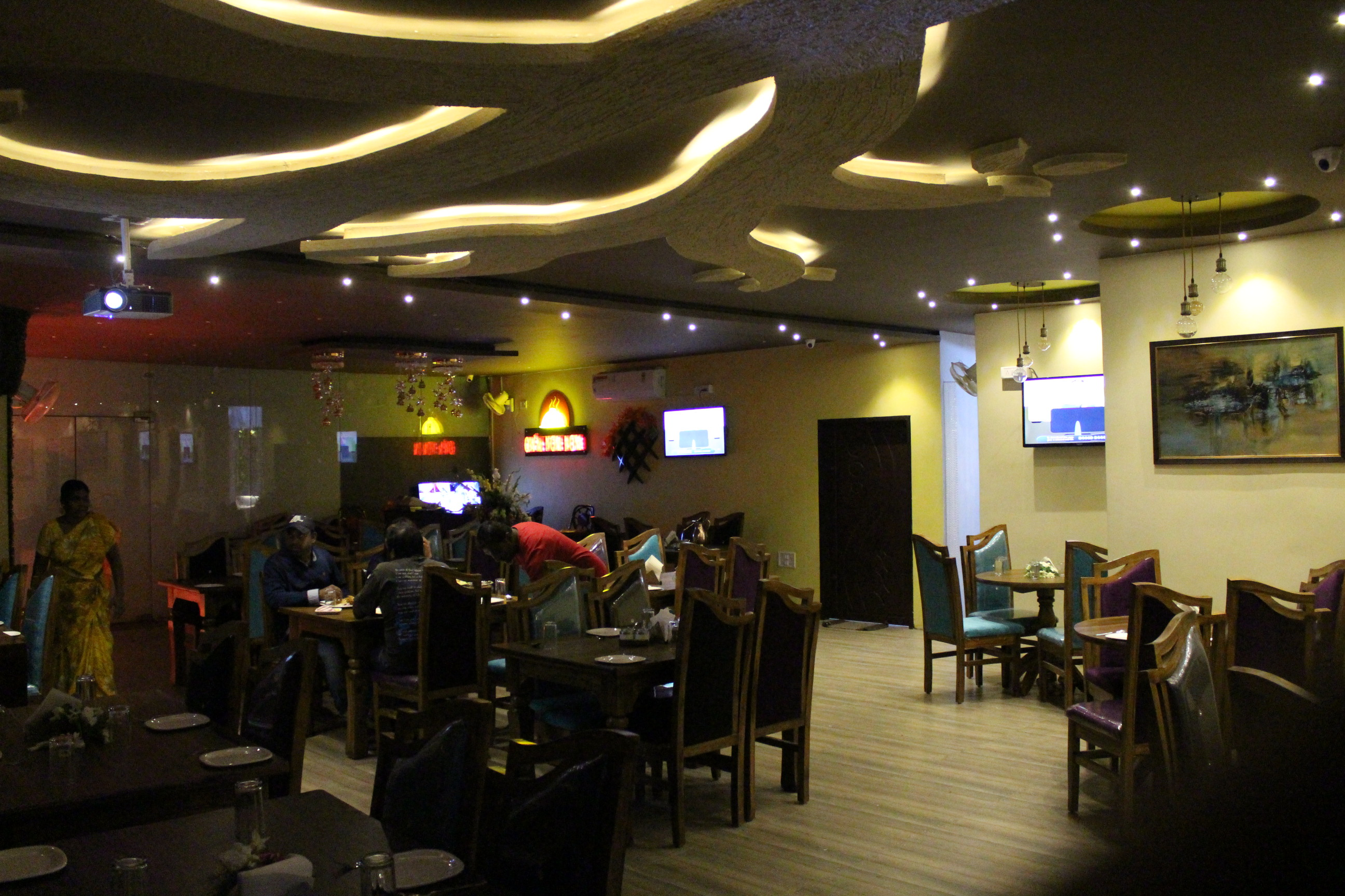 A Running Profitable Multi-Cuisine Restaurant for Sale in Hyderabad