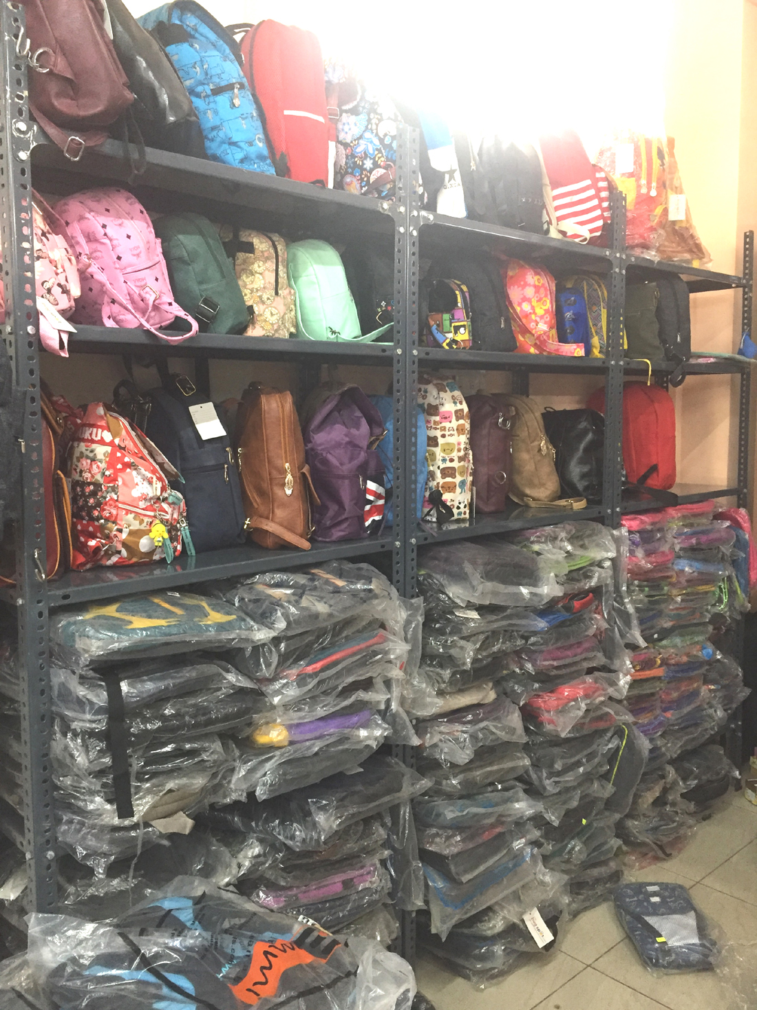 Bags and Luggage Retail Store for Sale in Vellore, Tamilnadu