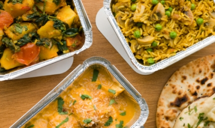 Running Food Delivery Business for sale with website in Ahmedabad