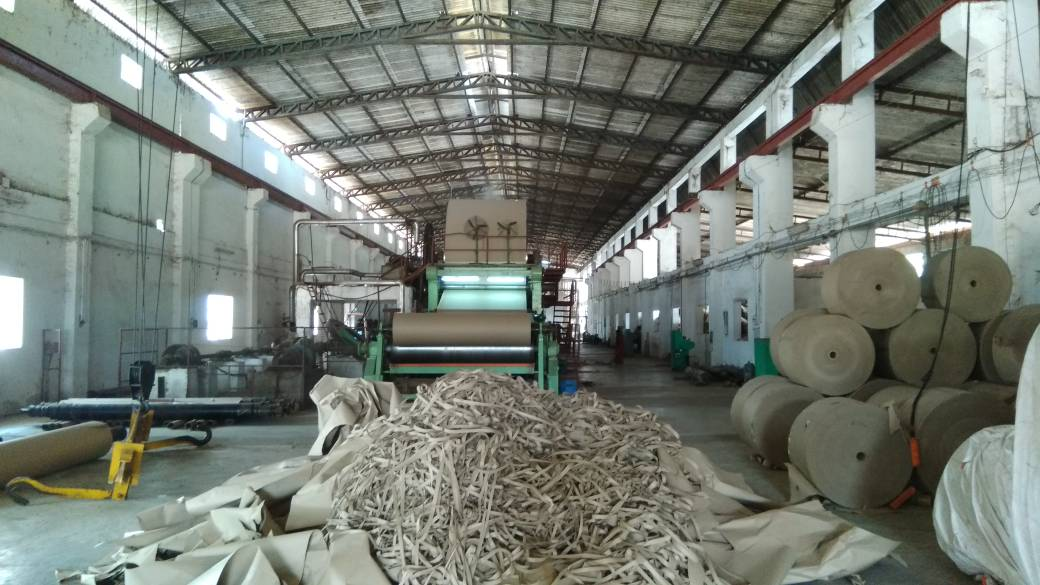 Profit-making Kraft Paper Manufacturing Unit from Visakhapatnam is up for sale