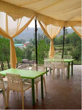 Profitable Camping Resort for Sale in Palampur, Himachal Pradesh
