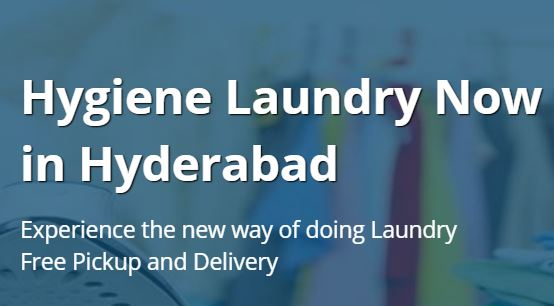 Laundry Business Looking for Investment in Hyderabad