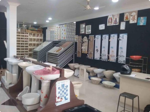 Prominent and Established Tiles and Ceramic Business for Sale in Chitradurga, Karnataka