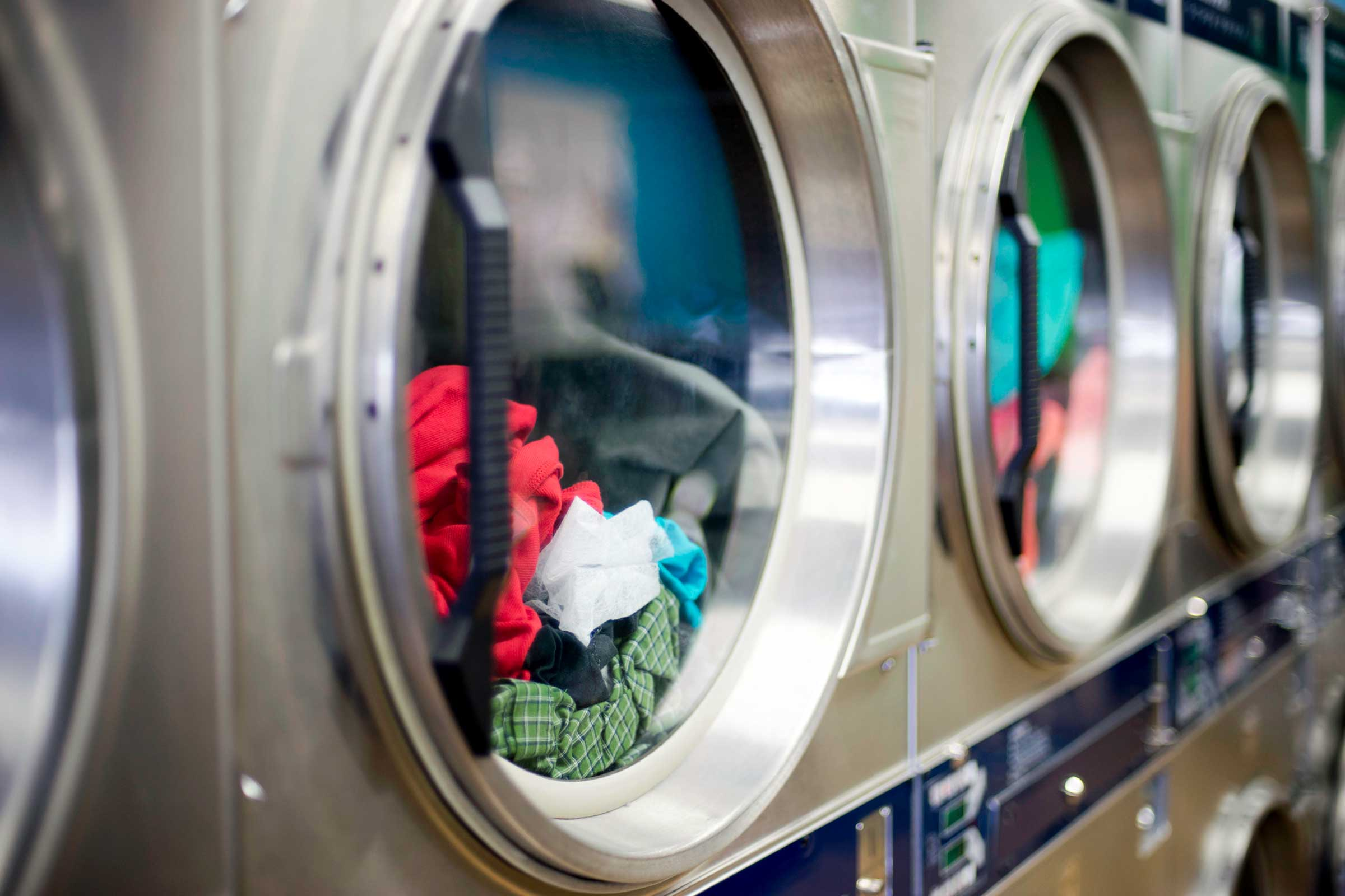 Well Established Commercial Laundry for Sale in Hyderabad