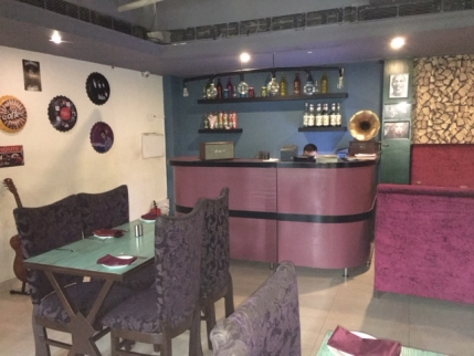 Profitable Restaurant & Lounge Business for Lease in Delhi Cantt