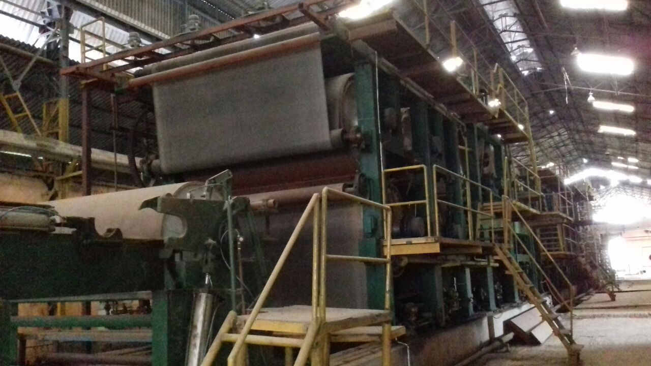 Kraft Paper Mill Based on Waste Paper Manufacturing Business for Sale in kolkata