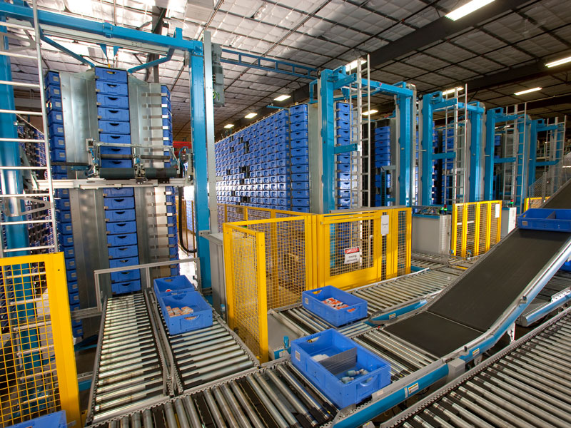 Material Handling Manufacturing Company Looking to Sell the Stake