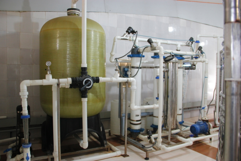 Running RO Water Plant for Sale in Himatnagar near Ahmedabad