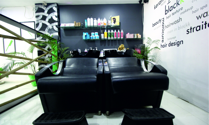 Premium Unisex Salon Available for Sale in Ahmedabad