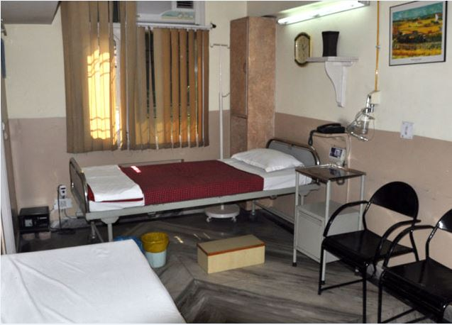A Profit Making Nursing Home and Multi-Speciality Hospital in Chandigarh for Sale.