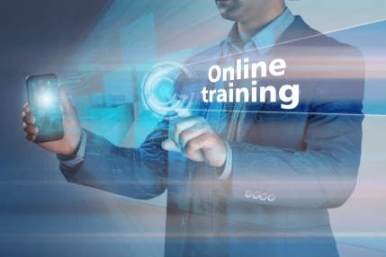 Online Training Business for Sale