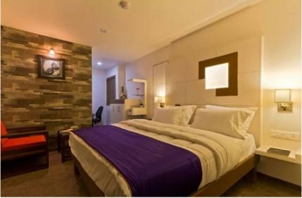 Hotel in Prime Location of Vadodara for Sale