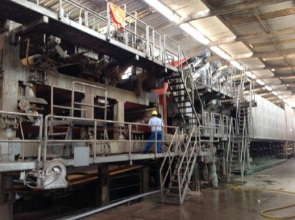 Paper Manufacturing Unit for Sale or Investment in Hyderabad