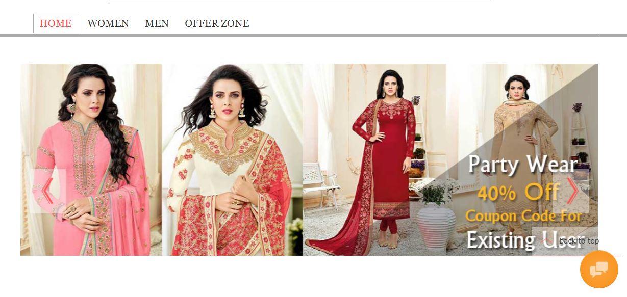 Fully Functional E-Commerce Shopping Website for Sale in Varanasi