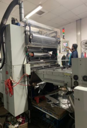 Acquisition Opportunity of a Printing & Packaging Manufacturing Facility