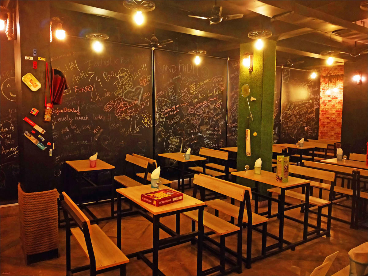 Fast Food Cafe Business for Sale in Delhi