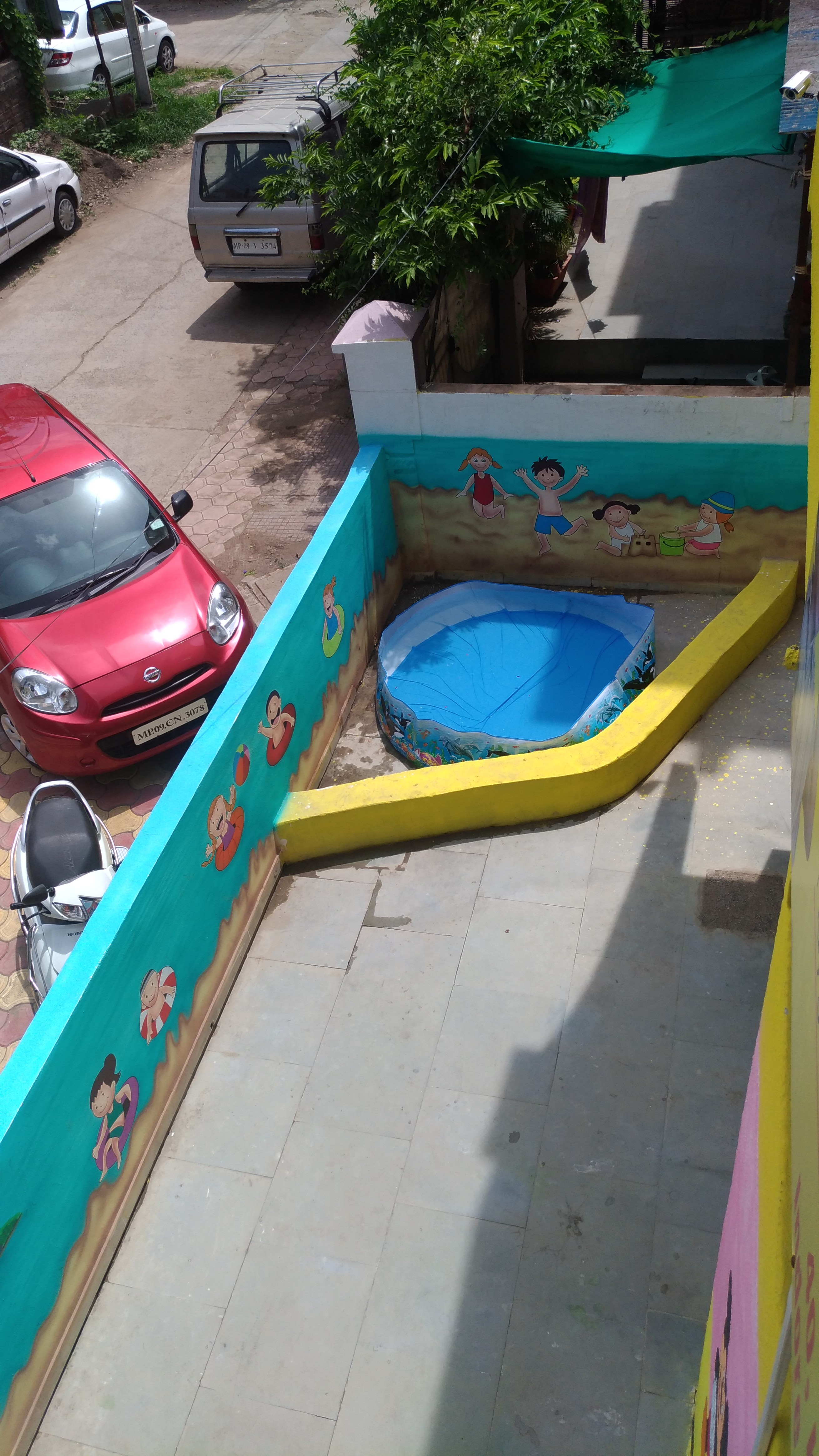 Running Pre-School & Day Care for Sale in Indore