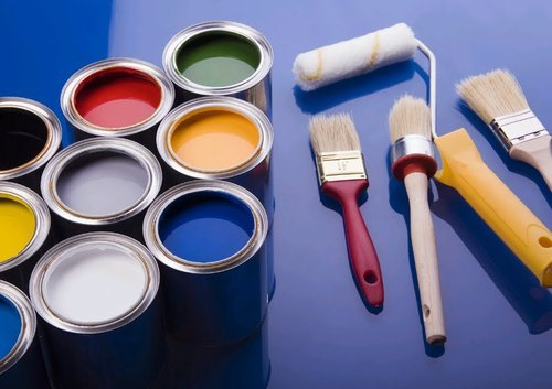 Industrial Paint Manufacturing Unit available on lease in Chennai