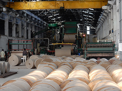 Kraft paper mill for sale in Bhuj, Gujarat