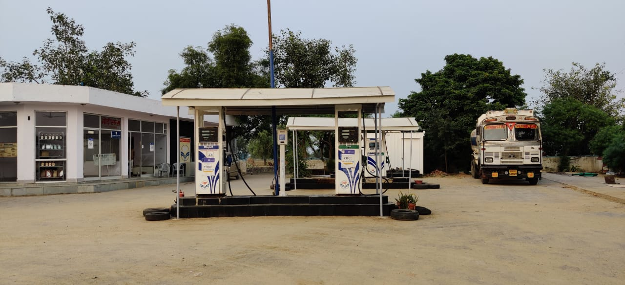 Established HP Petrol Pump in SH14 for Sale