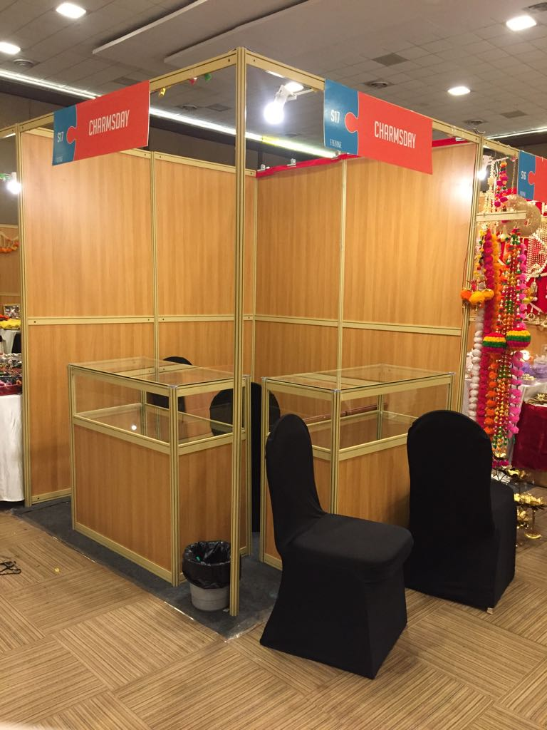Octonorm Wooden Stall Fabrication Business for Sale in Bangalore