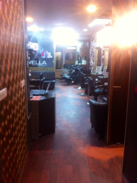Running Salon Business for Sale in Sector 18, Noida