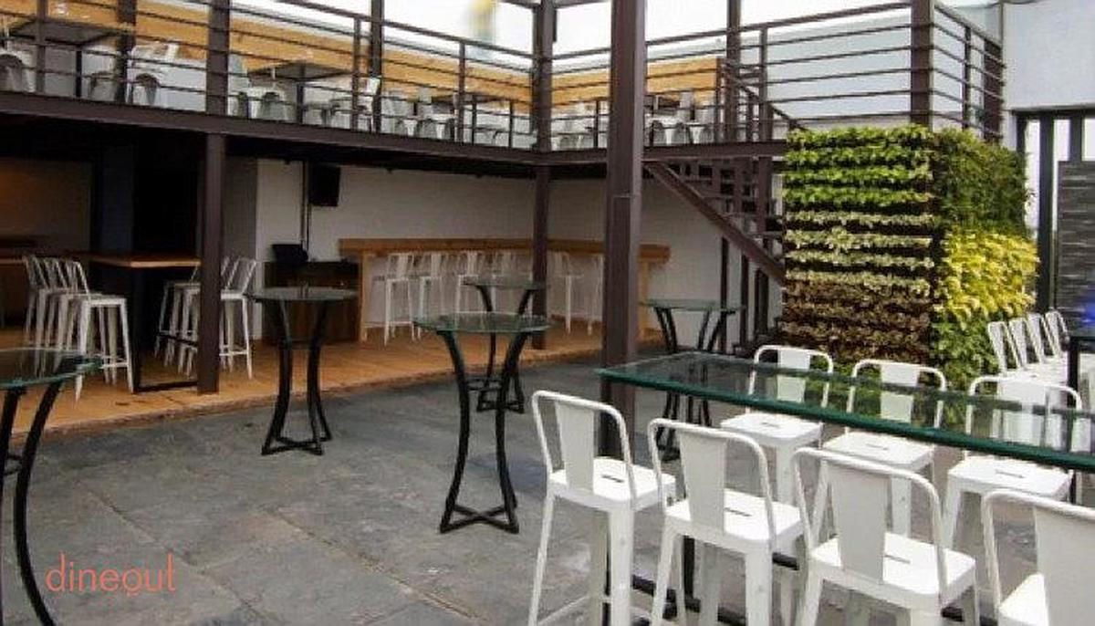 Posh Rooftop Pub and Lounge with Restaurant Looking for Partners