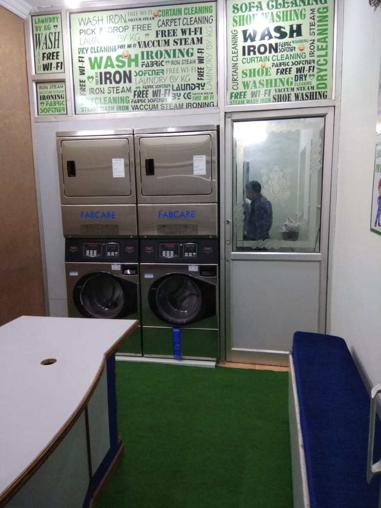 Well-Known Laundry Business for Sale in Jaipur