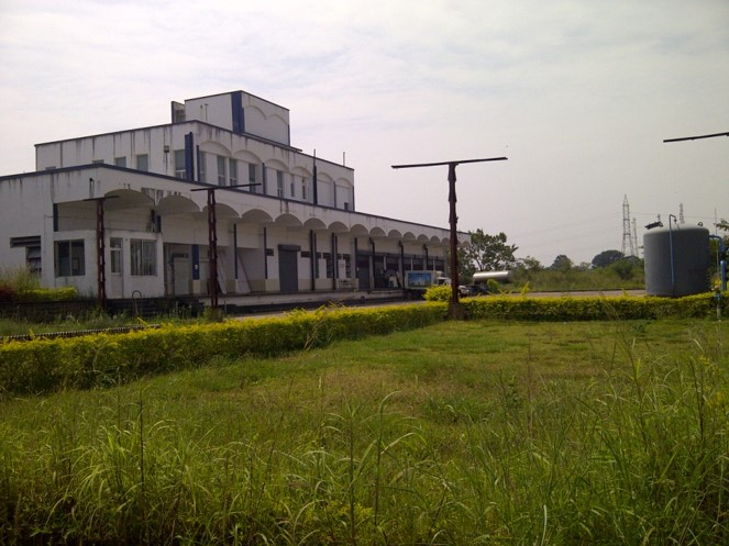 Dairy Plant for sale in Maharashtra